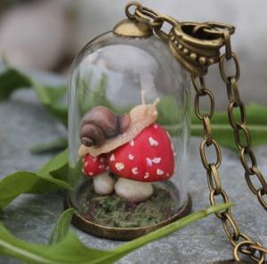 escargot-champignon