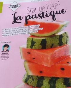 Article pastèque bis bis