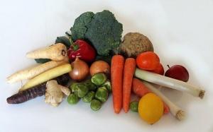 légumes de l'hiver