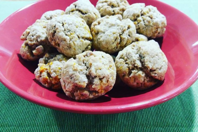 Cookies carott cake bis