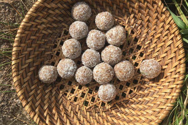 Energy balls aux dattes